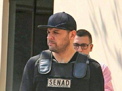 Cucho Cabaña se presenta para declarar en la Fiscalía