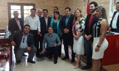Miguel Prieto intenta construir una mayoría   importante en la Junta Municipal