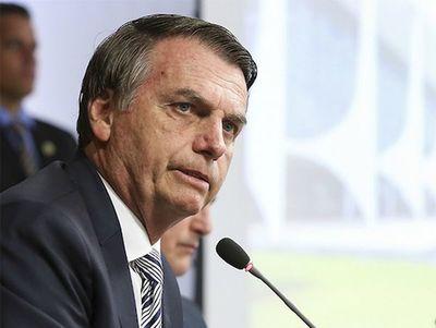 """Bolsonaro afirma que """"el racismo es algo raro en Brasil"""""""