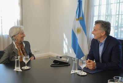 Nueva misión del FMI llega a Argentina, en medio de incertidumbre económica y política