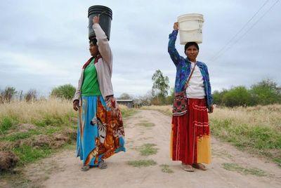 """""""El agua, nuestro tesoro"""" se replicó en Filadelfia, Chaco."""