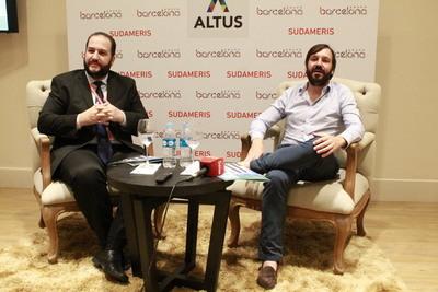 Grupo Barcelona, en alianza con Sudameris, presenta Altus Herrera