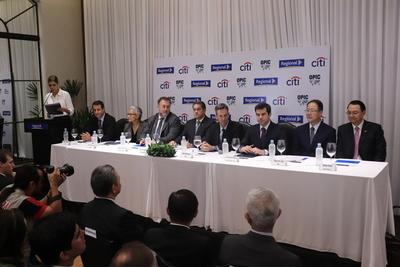 Banco Regional conjuntamente con OPIC y Citi invertirán US$ 184 millones en pymes