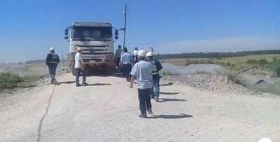 Caso Ruta del Progreso: ''Ya no hay necesidad de manifestación''