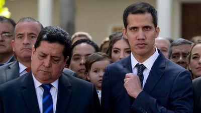 Arrestan al vicepresidente del Congreso venezolano