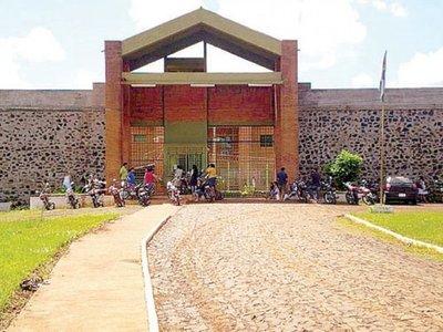 Ministerio de Justicia interviene penal de Itapúa