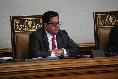 Chile exige libertad del vicepresidente del Parlamento venezolano