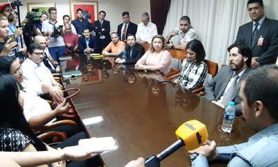 Prieto instala equipo de transición a la espera de asunción al cargo