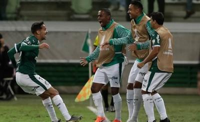 HOY / Palmeiras vence a San Lorenzo y es el mejor de la fase de grupos