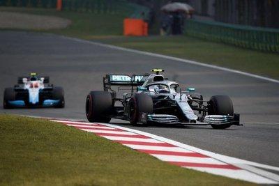 Bottas llega líder al Gran Premio de España