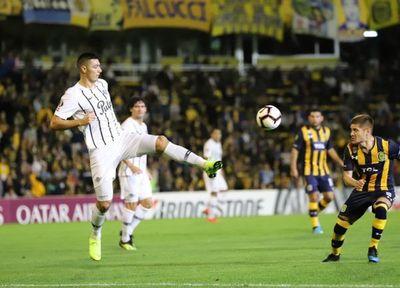 El histórico gol de Óscar 'Tacuara' Cardozo