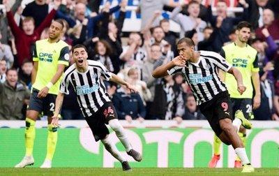 Rondón, elegido mejor jugador del Newcastle
