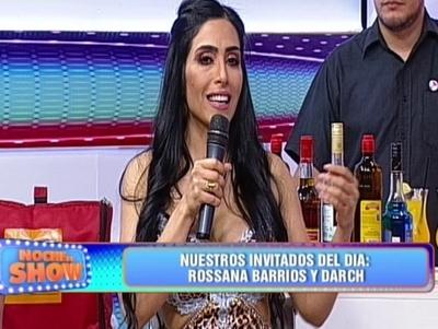 Rossana Barrio alzó la voz contra la falsa moral
