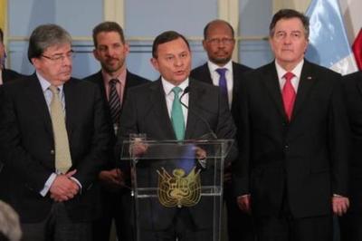 El Grupo de Lima rechaza detención del vicepresidente de Venezuela y número dos de Guaidó