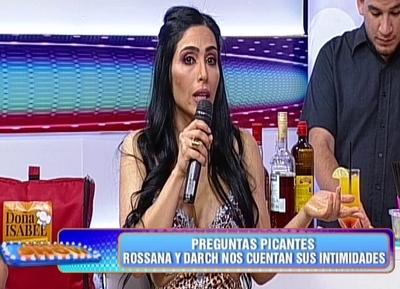 Rossana y el secreto para mantener viva la pasión con su esposo