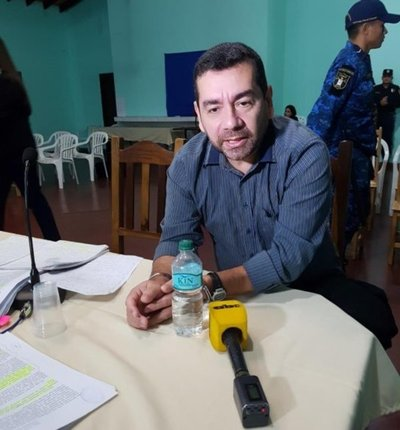 Oviedo Brítez se burla de los trabajos de inteligencia