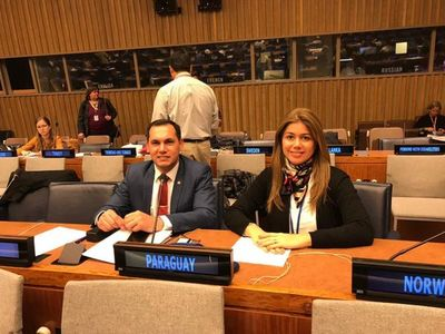 DD.HH. participa en reuniones sobre alianzas internacionales