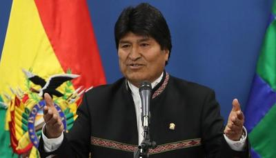 Evo Morales insiste en dialogar con Chile sobre una salida al Pacífico