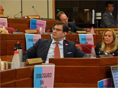 Senado aprueba desbloqueo sin paridad en listas y con papeletas
