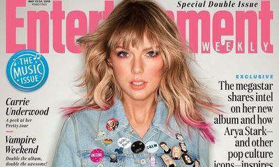 Taylor Swift promete que su nuevo álbum tendrá más canciones que sus álbumes anteriores