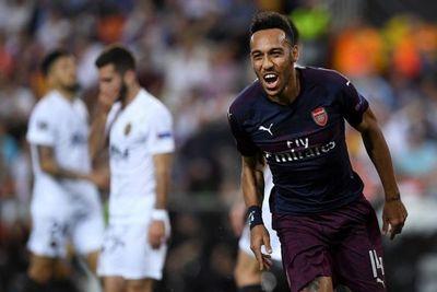 Arsenal goleó a Valencia y jugará la final de la Europa League