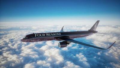 Four Seasons tendrá un exclusivo jet privado para sus huéspedes