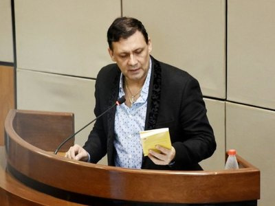 Senado deja para el próximo lunes la pérdida de investidura de Bogado
