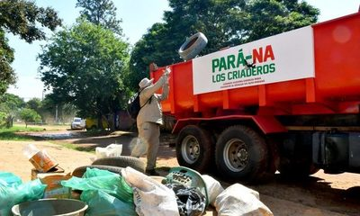 """Pará-na los criaderos"""": trabajos de rastrillaje y fumigación previstos para hoy viernes"""