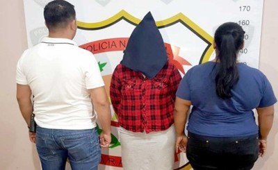 Mujer implicada en asesinato de futbolista es detenida
