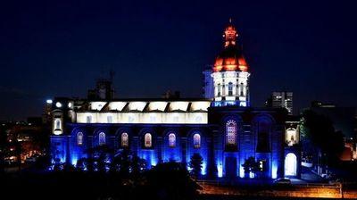 Iglesia de la Encarnación con imagen restaurada