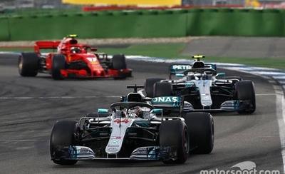 HOY / F1: Bottas y Hamilton por delante de los Ferrari en Barcelona