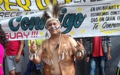 El Rey del Axé y otros personajes buscan entrar al Baila Conmigo Paraguay