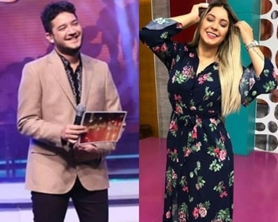 "Junior Rodríguez a Fátima Roman: ""Me bella rubia linda"""