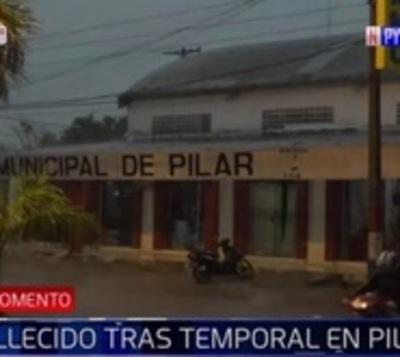 Docente fallece por desesperación en medio de la tormenta de Pilar