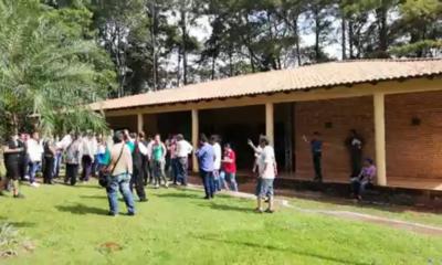 Funcionarios municipales atropellan Junta de CDE