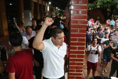 Comuna suspende pagos vía bancos en CDE por órden judicial