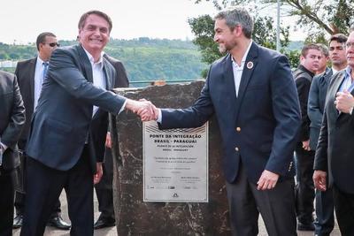 Paraguay y Brasil dan histórico paso para laintegración