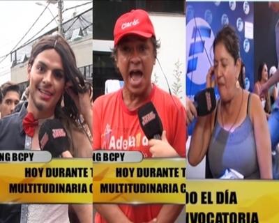 """Masiva participación en casting de """"Baila Conmigo"""""""