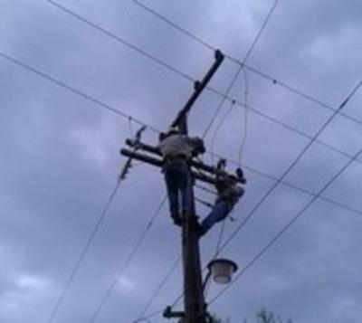 Sin energía eléctrica en Asunción y ciudades aledañas por tormenta