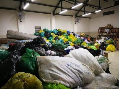 Inundación: Pastoral Social Arquidiocesana organiza campaña de donación