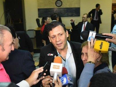 El senador Víctor Bogado pagará  G. 480 millones para no ir a prisión