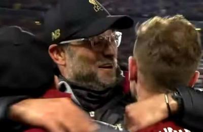 El niño que se convirtió en el héroe de la clasificación del Liverpool