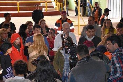Voluntariado de la oficina de la Primera Dama prestan ayuda en Pilar