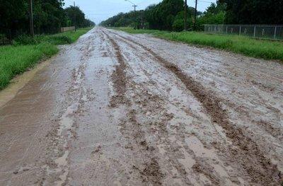 Vuelven las lluvias en el Chaco Central
