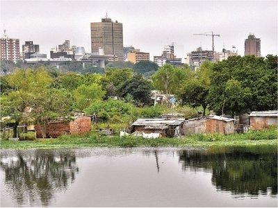 Nivel del río Paraguay en Asunción subió 17 centímetros tras lluvias
