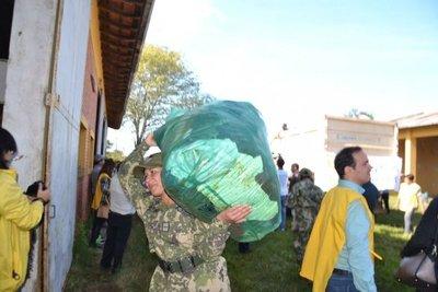 Reactivan comité Itapúa Solidaria para asistir a Ñeembucú