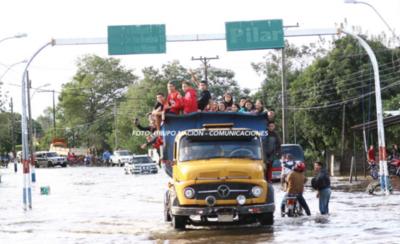 HOY / Mayo, una de las peores épocas del año para pobladores de Ñeembucú