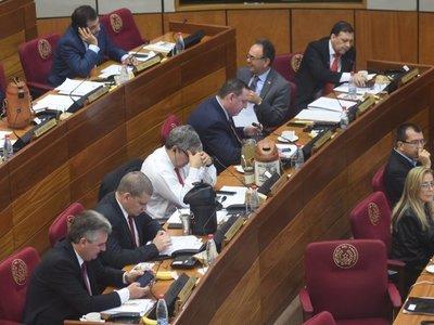 Cartistas y llanistas se resignan y liberan los votos en caso Bogado