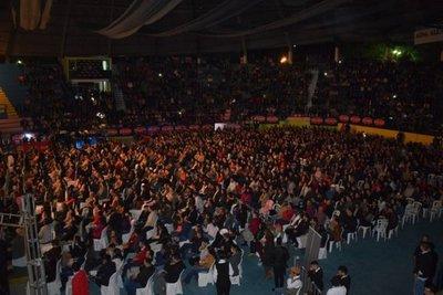 Multitudinaria presencia en Festival de la Madera
