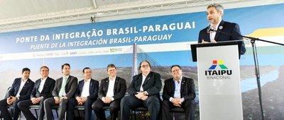 Brasil hizo saber que no renunciará a energía de Itaipú a favor de Paraguay